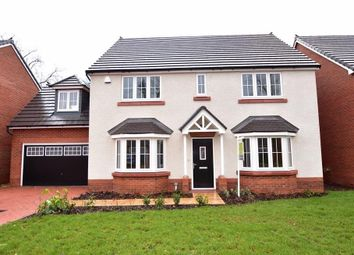 Thumbnail 5 bed detached house for sale in Sycamore Gardens, Biddulph Road, Congleton