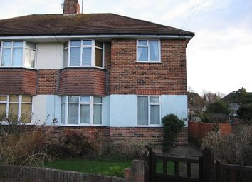 Thumbnail 2 bed flat to rent in Spencers Road, Horsham