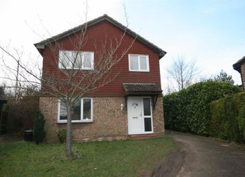 Thumbnail 4 bed property to rent in Coleridge Close, Hitchin