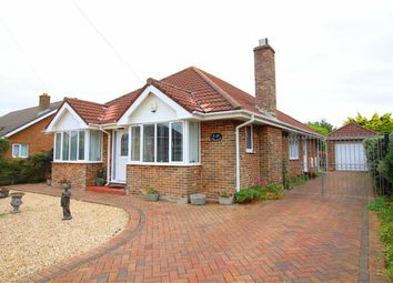 Thumbnail 3 bed bungalow for sale in Cliffe Road, Barton On Sea, New Milton