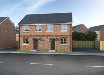 Thumbnail 3 bed semi-detached house for sale in St Joseph's Place, Birkenhead, Wirral