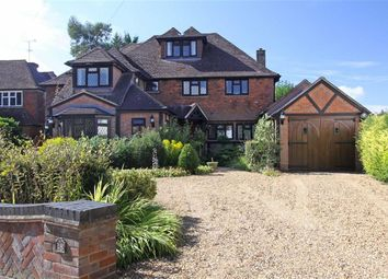 Thumbnail 5 bed detached house for sale in Fallows Green, Harpenden, Hertfordshire