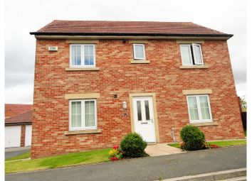 Thumbnail 4 bedroom detached house for sale in Viola Close, Bishop Cuthbert