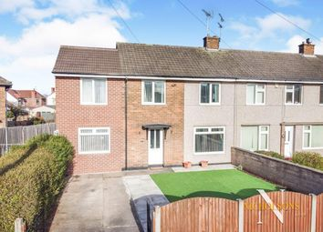 Thumbnail 4 bed end terrace house for sale in Wharncliffe Road, Retford, Nottinghamshire