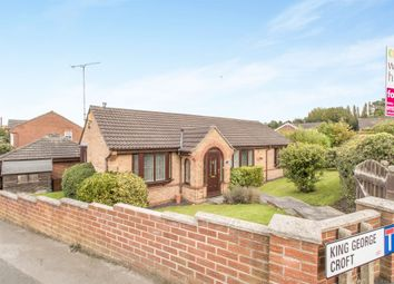 Thumbnail 4 bed detached bungalow for sale in King George Croft, Morley, Leeds
