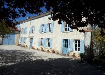 Thumbnail 4 bed equestrian property for sale in Pereuil, Charente, France
