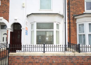 Thumbnail 3 bed terraced house to rent in Alliance Avenue, Hull