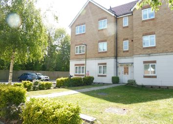 Thumbnail 2 bedroom flat for sale in Huron Road, Broxbourne