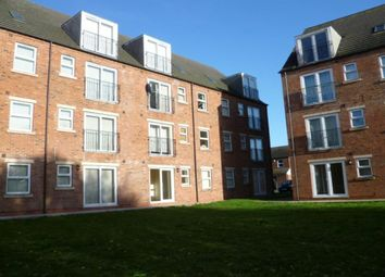 Thumbnail 2 bed flat for sale in Willow Tree Close, Lincoln