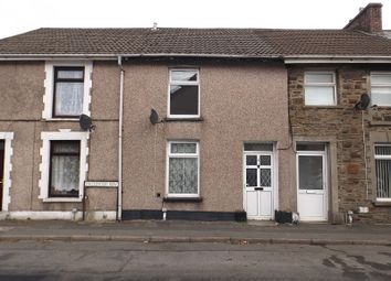 Thumbnail 2 bed terraced house for sale in Hazelwood Row, Cwmavon, Port Talbot, Neath Port Talbot.