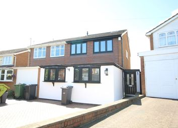 4 bed semi-detached house to rent in Wallows Wood, Dudley DY3