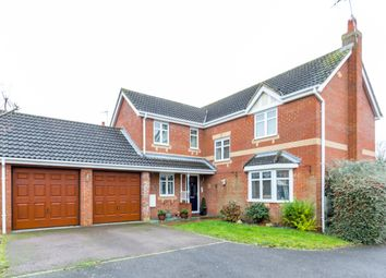 4 bed detached house for sale in Fosse Close, Wellingborough NN8