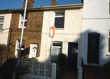 Thumbnail 2 bed terraced house to rent in Vernon Road, Tunbridge Wells