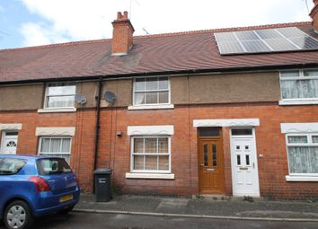 Thumbnail 2 bed terraced house to rent in Stanley Road, Atherstone