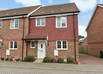 Thumbnail 3 bed end terrace house to rent in Brudenell Close, Amersham