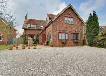 Thumbnail 5 bed detached house for sale in Carr Lane, Weel, Beverley