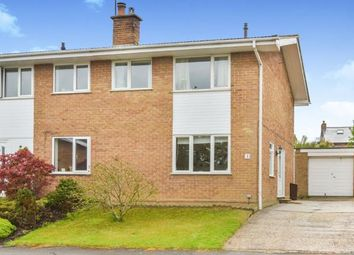 Thumbnail 3 bed semi-detached house for sale in Meadow View, Potterspury, Towcester, Northamptonshire