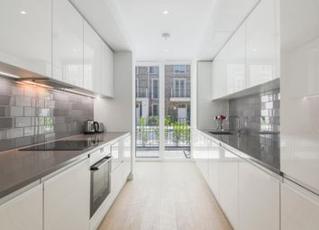 Thumbnail 4 bed town house to rent in Starboard Way, Royal Wharf