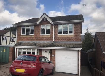 Thumbnail 3 bed detached house for sale in Redwood Drive, Stapenhill, Burton-On-Trent, Staffordshire