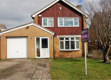 Thumbnail 3 bed detached house for sale in Greenlands Way, Henbury