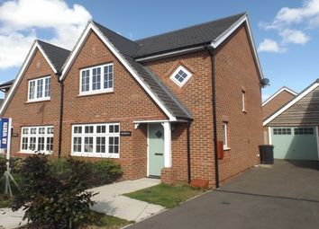 Thumbnail 3 bed property to rent in Belle Vue Terrace, Penymynydd Road, Penyffordd, Chester