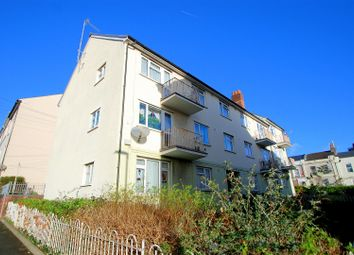 Thumbnail 2 bed flat for sale in Hastings Street, Plymouth