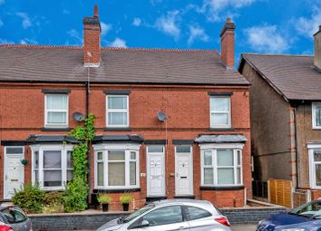 Thumbnail 3 bedroom terraced house to rent in Allport Street, Cannock