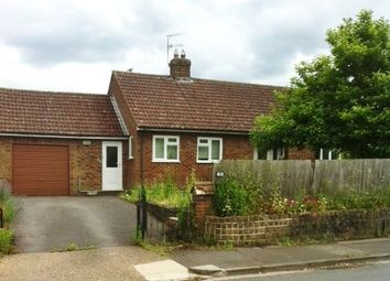 Thumbnail 3 bedroom detached bungalow to rent in New Road, Bengeo
