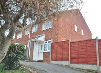 Thumbnail 1 bed end terrace house to rent in Clayhall Road, Droitwich