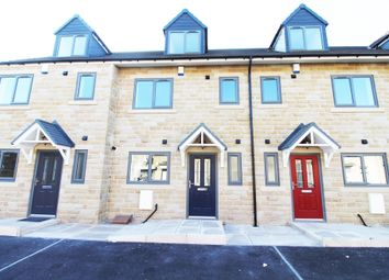 Thumbnail 4 bed town house for sale in Terry Road, Low Moor, Bradford