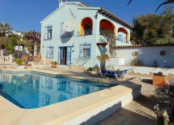 Thumbnail 4 bed villa for sale in Benitachell Inc Cumbre Del Sol, Alicante, Costa Blanca. Spain