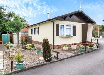 Thumbnail 2 bed mobile/park home for sale in Palma Park Homes, Shelley Street, Loughborough
