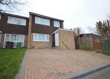 Thumbnail 3 bedroom end terrace house to rent in Upton Close, Park Street, St. Albans