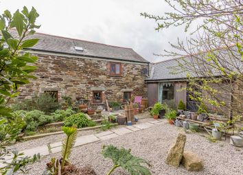 Thumbnail 4 bedroom detached house for sale in Reskivers, Tregony, Truro