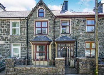 Thumbnail 3 bedroom terraced house for sale in Manod Road, Blaenau Ffestiniog, Gwynedd