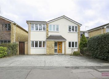 Thumbnail 4 bed detached house to rent in Bycullah Road, Enfield