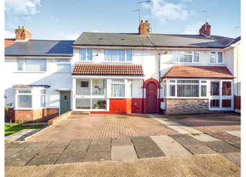 Thumbnail 3 bed terraced house for sale in Kemsley Road, Birmingham