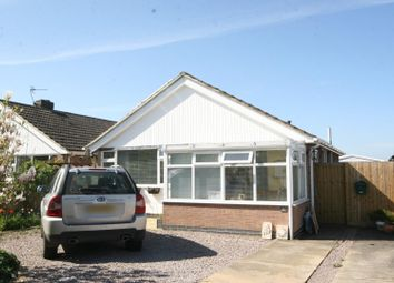 Thumbnail 2 bed bungalow to rent in Wenton Close, Cottesmore, Oakham