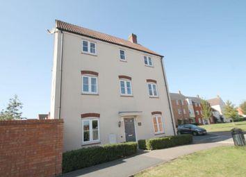 Thumbnail 4 bed end terrace house for sale in Hazel Avenue, Walton Cardiff, Tewkesbury