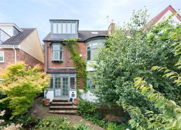 Thumbnail 5 bed semi-detached house for sale in Canonbie Road, London