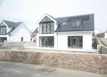 Thumbnail 4 bed detached house for sale in La Rue D'aval, St. Martin, Jersey