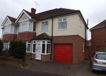 Thumbnail 4 bedroom semi-detached house for sale in Upper Shirley, Southampton, Hampshire
