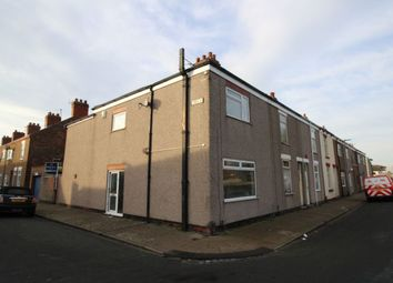 Thumbnail 3 bed terraced house for sale in Haven Avenue, Grimsby