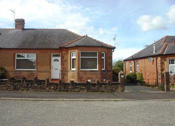 Thumbnail 2 bed semi-detached bungalow for sale in 32 Albert Road, Dumfries