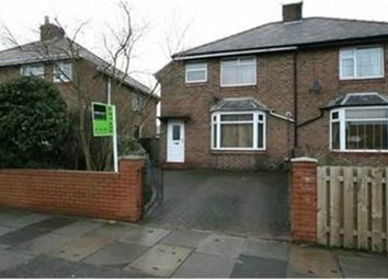 Thumbnail 3 bed semi-detached house to rent in Kenton Road, Gosforth, Newcastle Upon Tyne, Tyne And Wear