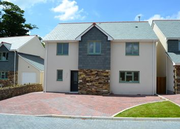 Thumbnail 4 bed detached house for sale in The Mews, Duke Street, Launceston