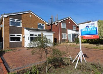 Thumbnail 4 bed detached house for sale in Cleadon Drive South, Bury