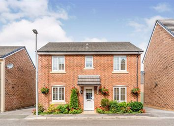 Thumbnail 3 bed detached house for sale in Vaughan Crescent, Pontarddulais, Swansea