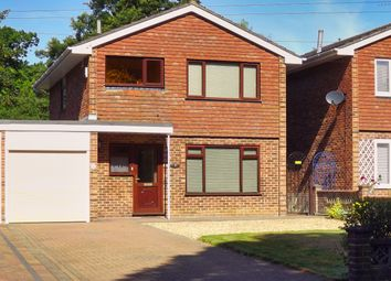 Thumbnail 3 bed link-detached house for sale in Military Road, Gosport