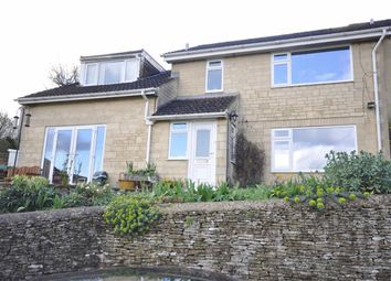 Thumbnail 3 bed end terrace house for sale in Bread Street, Ruscombe, Stroud